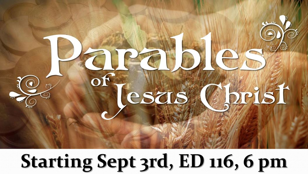 Parable of Jesus slide
